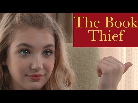 DP30: The Book Thief actor Sophie Nélisse