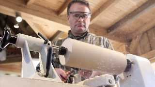 Jet Variable Speed Wood Lathe Overview - 1221vs