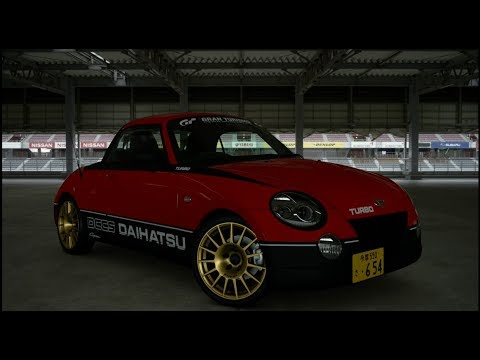 Hot Lap Sport: 2002 Daihatsu Copen - Gran Turismo Sport