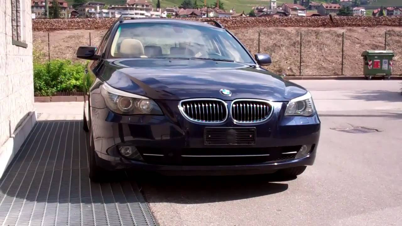 carcompany 2008 bmw 530 xd touring youtube. Black Bedroom Furniture Sets. Home Design Ideas