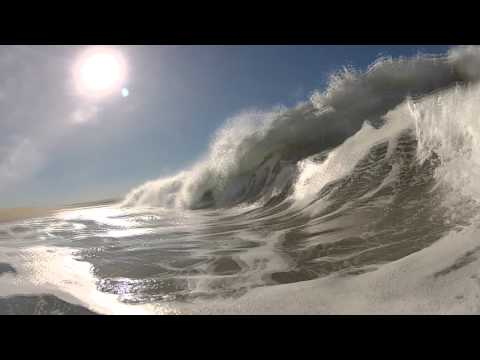 Imperial Beach, CA. Boca Rio Shorebreak