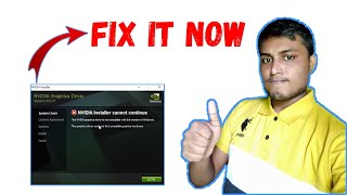 How To Fix Nvidia Driver - Win…