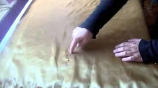 Repeat youtube video Cómo confeccionar las cascadas para la cortina drapeada Parte 2/3