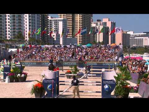 Longines Global Champions Tour of Miami Beach Grand Prix - Round 1
