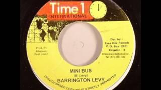 Barrington Levy - Minibus