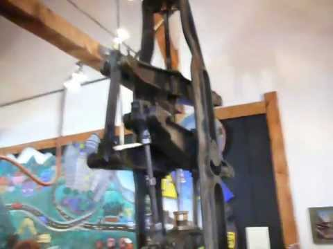 Pikes Peak Model A Club - Mining Museum Tour