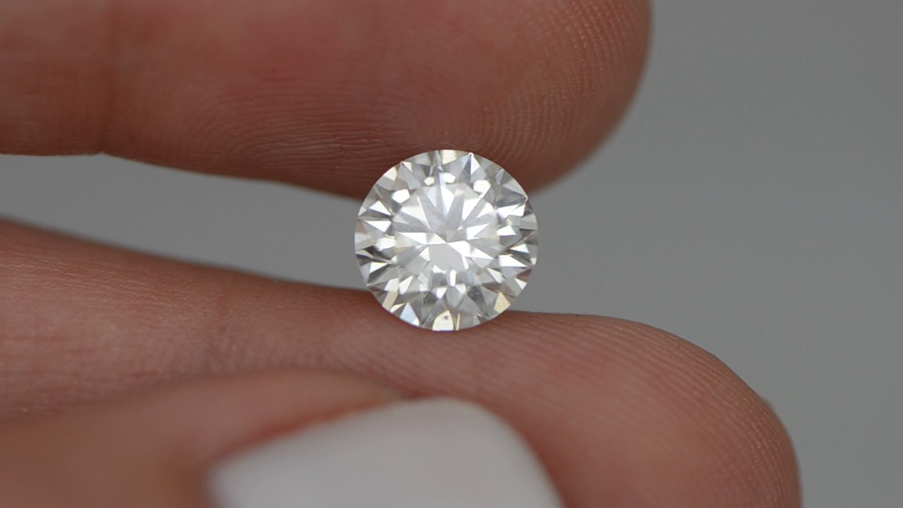 split preset certified carat front in diamond engagement i cut gold with ring gia double shank halo cushion white laying