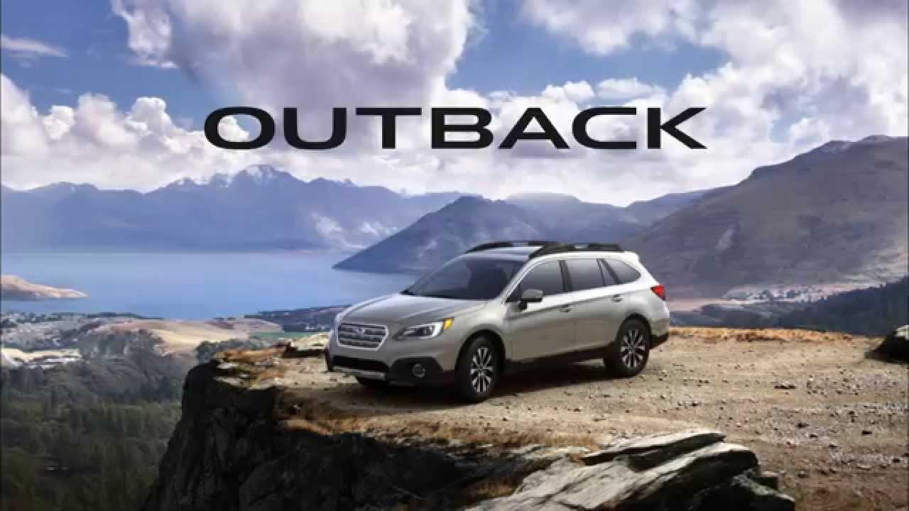 2015 Subaru Outback World Premier Youtube