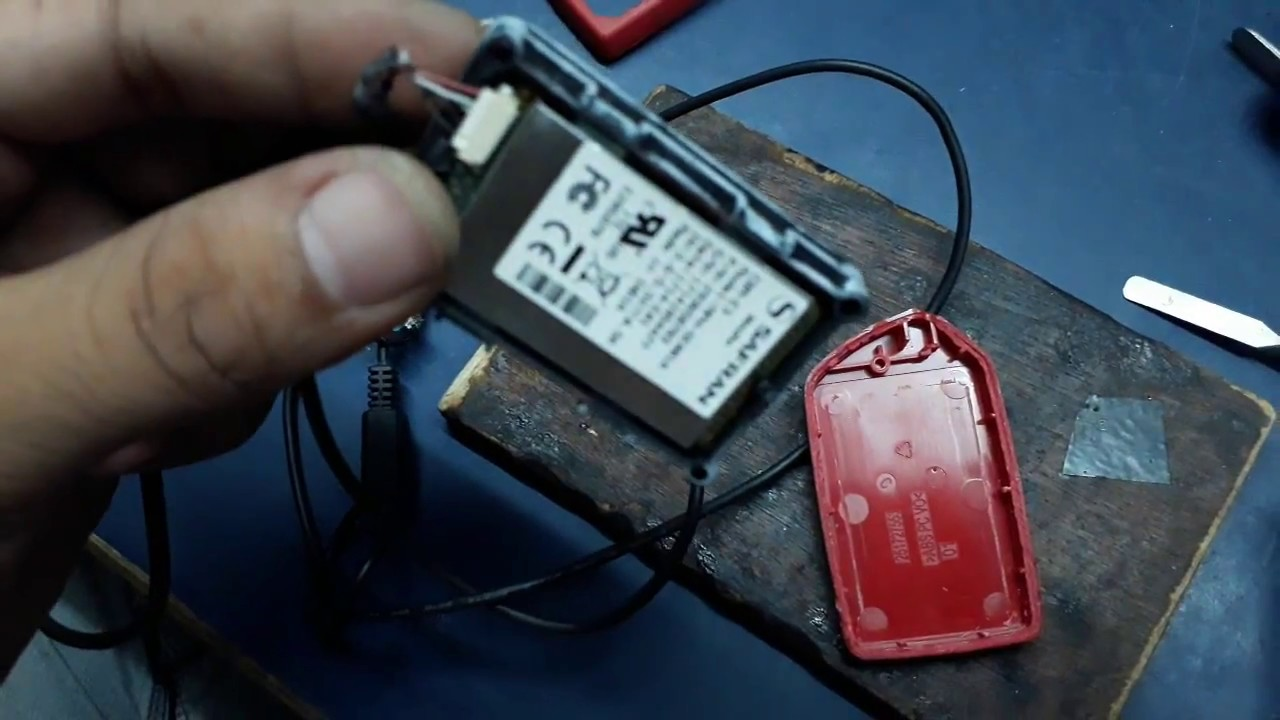 How To Change Morpho 1300 E2 E3 Cable Youtube Ho Track Wiring Details