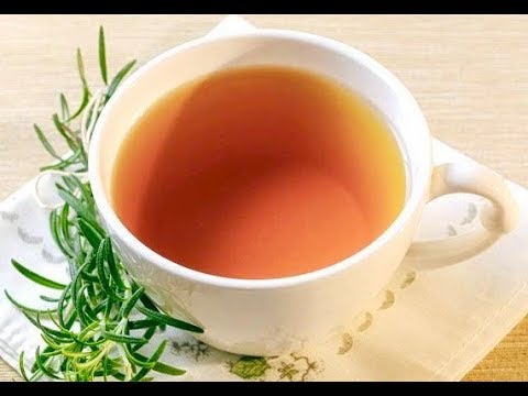 Drink a Glass Of Rosemary Tea Every Day, THIS Will Happen To Your Body!