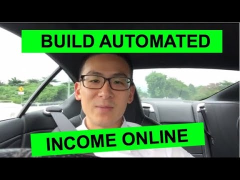 Learn How To Create Automated Income Online