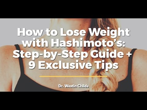 Hashimoto's Weight Loss: 9 Actionable Tips + Treatment Guide for Patients
