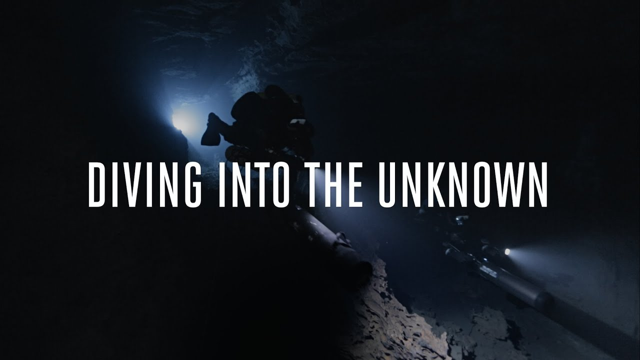 Diving Into The Unknown Teaser Youtube
