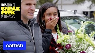 She Had a Baby w/ a Catfish She's Never Met?! | The Sneak Peek Show | MTV