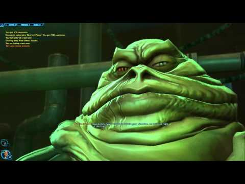 Star Wars The Old Republic: Bounty Hunter: Meet The Hut
