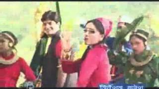 Nepali Folk song  Kafal gedi kutukai.