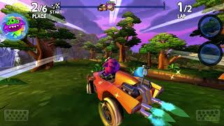 Beach Buggy Racing 2 | Super Fast With Mikka Game Play