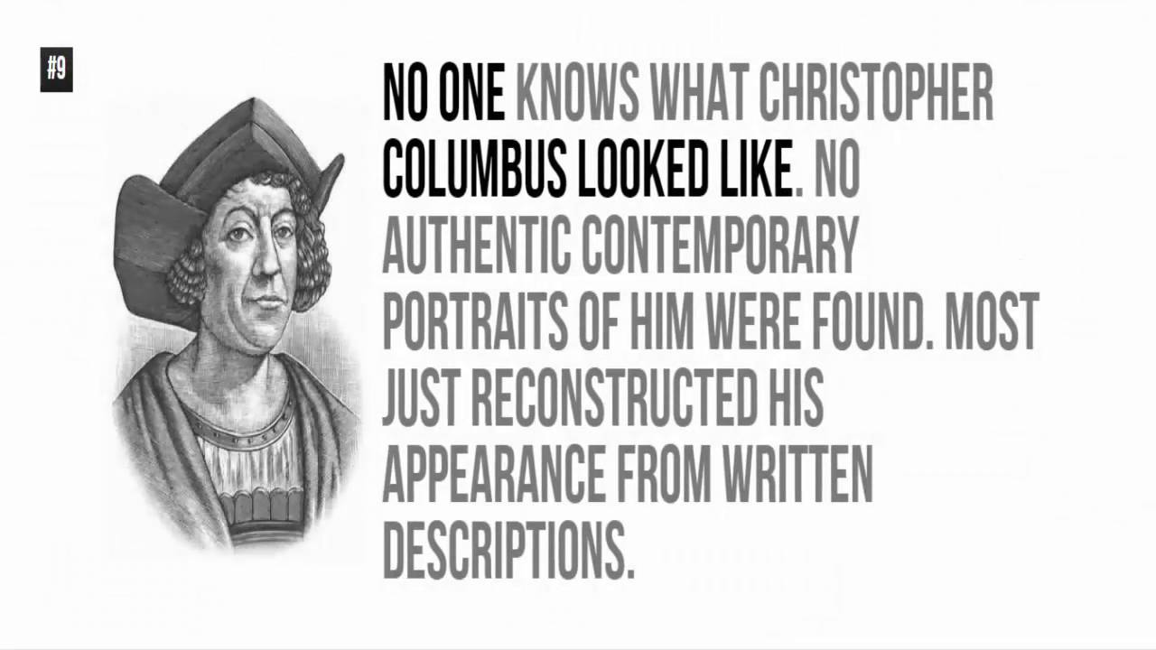 17 things you may not know about christopher columbus 17