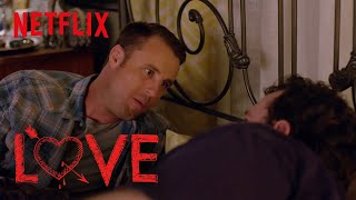 Love | Behind the Scenes: Chris Follows People Home | Netflix