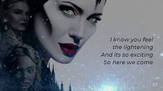 BEBE REXHA - You Can't Stop The Girl Lyrics ( MALEFICENT 2 OST )
