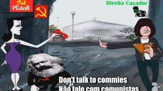 Não Fale Com Comunistas Ramones Commando- Lyric