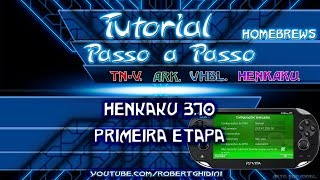 [PSVITA] HENKAKU 3.70 PRIMEIRA ETAPA