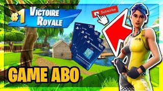 [FORTNITE//PS4/EN] JOFFRE AN OBJET OR SKIN A BOUTIQUE At 2H !!!