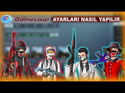 GAMELOOP AYARLARI NASIL YAPILIR / NASIL 90 FPS ALIRIZ / KASMA SORUNUNA SON