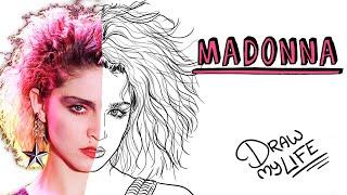 MADONNA | Draw My Life