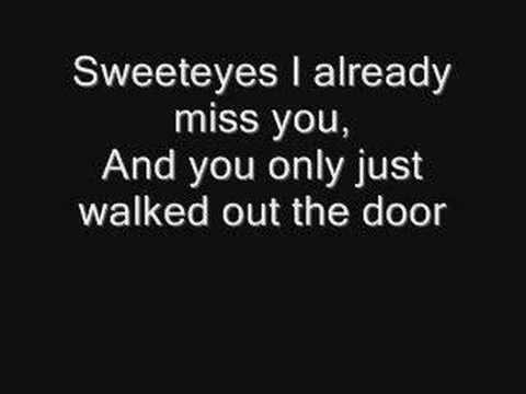 The Kooks - I Already Miss You