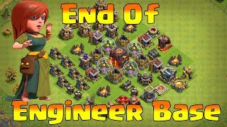 What is Engineering Base? End of Engineers? | Clash of Clans | Clasher SKR