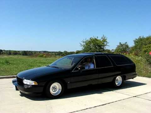 Buick Roadmaster Wagon Lt1 Take 2 Youtube