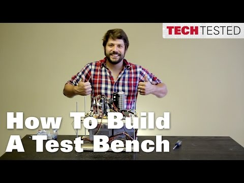 How To Build A Budget Test Bench