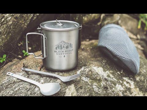Backpacking Essential- NEW! Mountaineer Mug