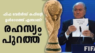 Secret Revealed || FIFA World Cup Trophy || Malayalam || A Must Watch