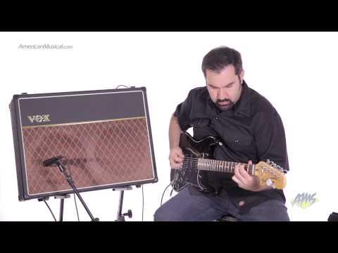 Vox AC30C2 Custom Tube Guitar Combo Amplifier - Vox AC30