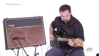 vox ac30c2 custom tube guitar combo amplifier vox ac30