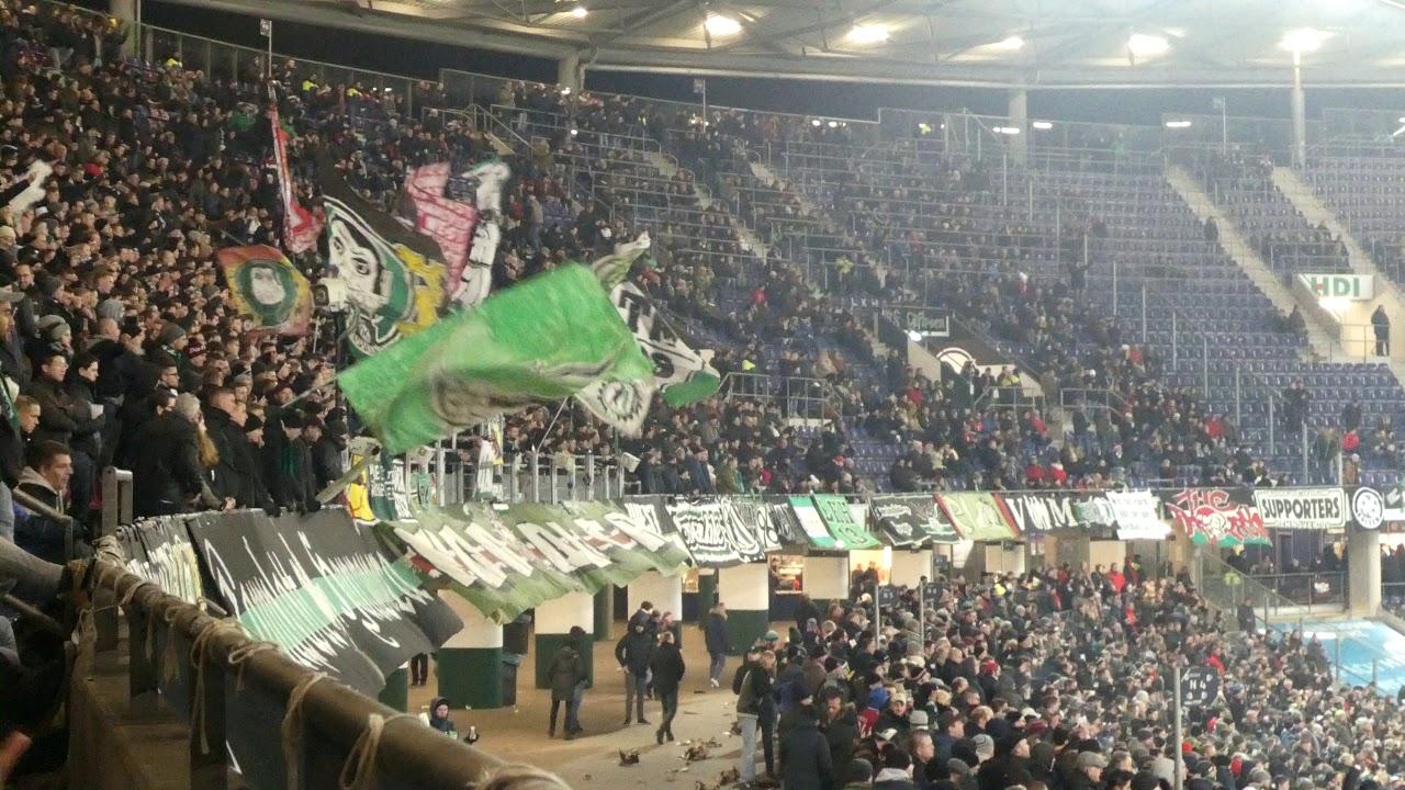 Hannover 96 Rb Leipzig