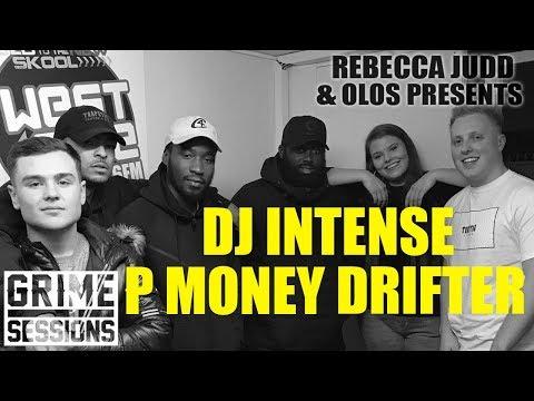 Grime Sessions - P Money x Drifter - Intense B2B Kirby T