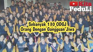 130 Orang Dgn Gangguan Jiwa (ODGJ) disini