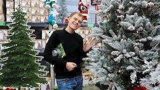 видео Искусственные елки и новогодние товары с доставкой