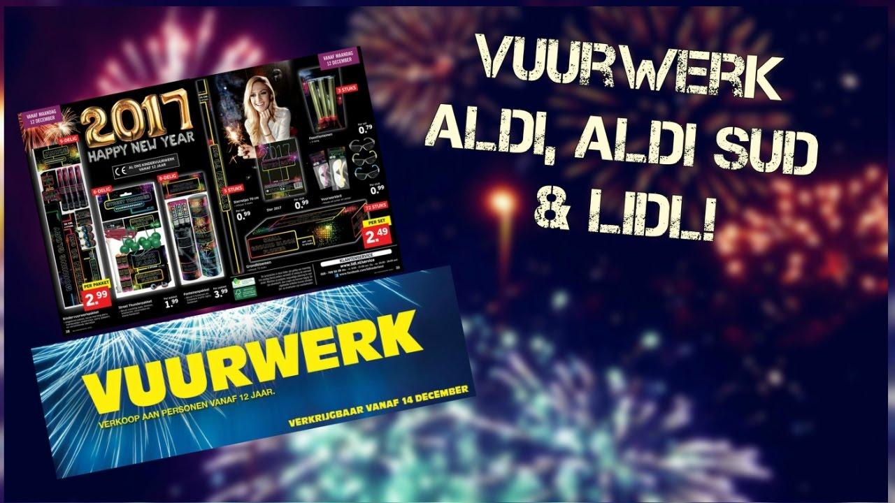 Vuurwerk folders aldi aldi sud lidl 2016 2017 youtube for Aldi sud badezimmermobel