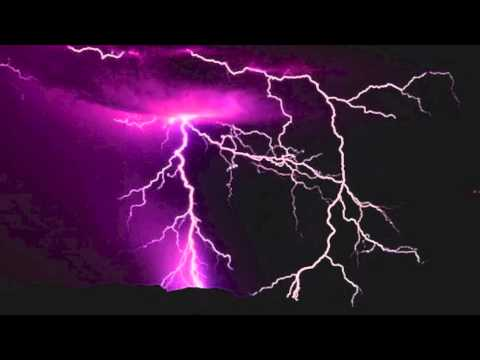 Thunder And Lightning Sounds Effects  wind rain for 12 hours