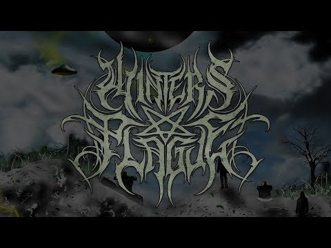 WINTERS PLAGUE - PATH TO HELL (OFFICIAL DEBUT TRACK 2018) [LYRICS]