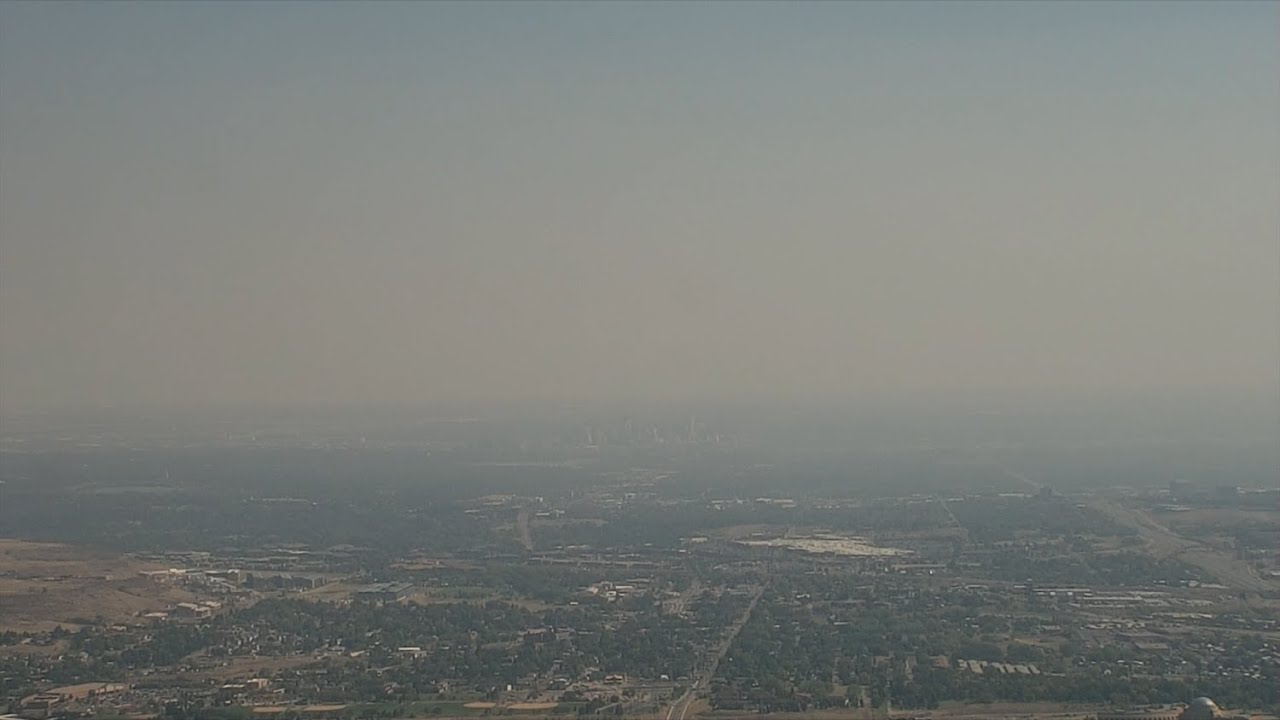 Colorado Weather: More Smoke And Poor Air Quality As Drought ...