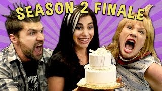 THE WEDDING & THE BABY! (Season 2 Finale)