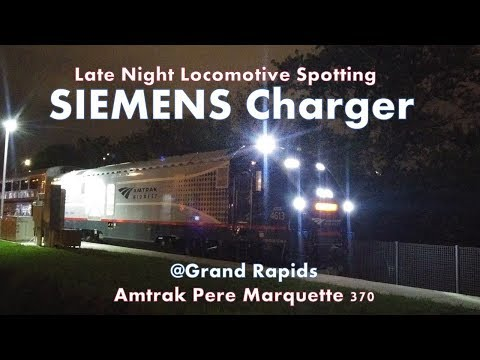 Amtrak Siemens Charger SC-44