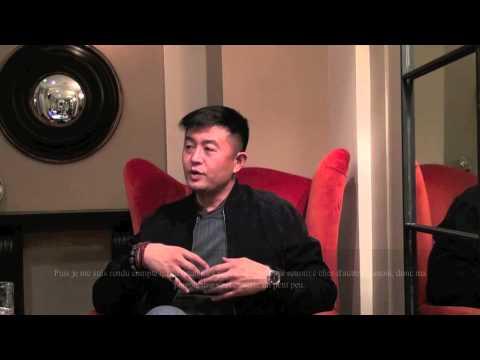 Liu Bolin, interview de Claire Mayer pour Actuphoto, Galerie Paris-Beijing.m4v