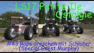 "[""LS17"", ""FS17"", ""Landwirtschafts Simulator 17"", ""Farming Simulator 17"", ""Mod"", ""Mods"", ""Farmer"", ""Farmerin"", ""Landwirtin"", ""Landwirt"", ""Bauer"", ""Bäuerin"", ""Lets play german"", ""lets play deutsch"", ""DDR"", ""Ostalgie"", ""Ostdeutschland"", ""east germany"", ""oldi"