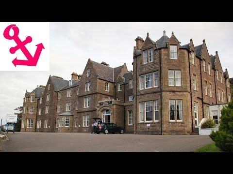 [FULL HD] Our stay at the Bay Gairloch Hotel in the Scottish Highlands in Scotland